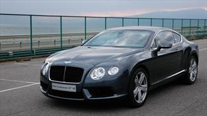 Bentley Continental GT V8 2012: Imágenes en vivo