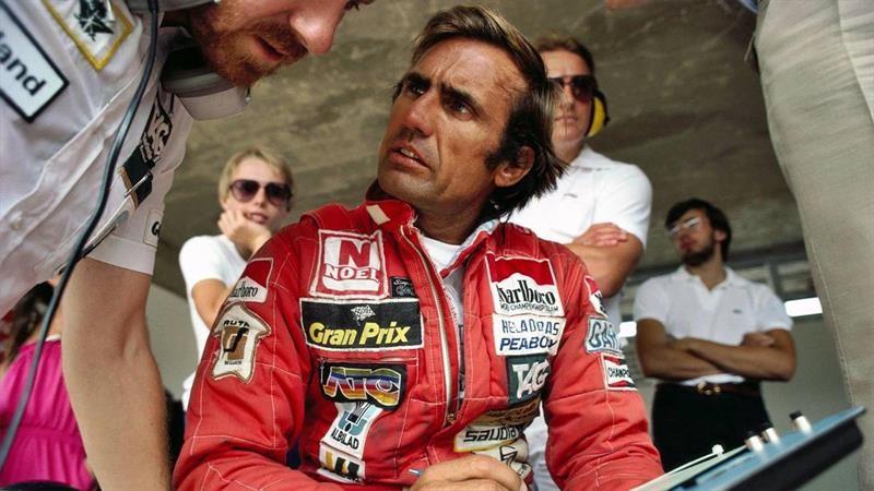 F1: Carlos Reutemann también podría tener su propia película