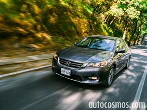 Manejamos el Honda Accord 2015