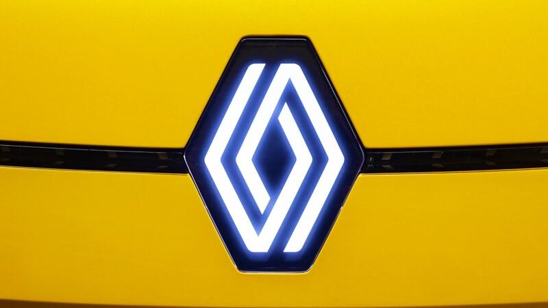 Renault cambia su logo para no quedarse afuera de la moda minimalista