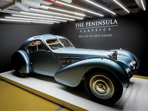 La historia del Bugatti Type 57 SC Atlantic Coupé, uno de los autos más bellos de la historia