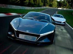 Honda Sports Vision Gran Turismo es un NSX miniatura y virtual