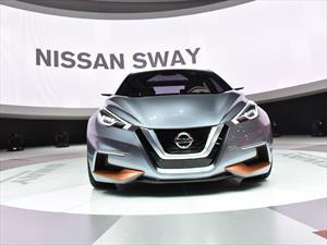 Nissan Sway Concept debuta en Ginebra