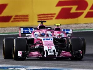 Racing Point advierte que los monoplazas de F1 serán más lentos