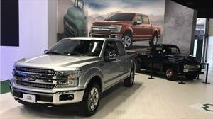 Ford prepara las versiones eléctricas e híbridas de su pick up F-150