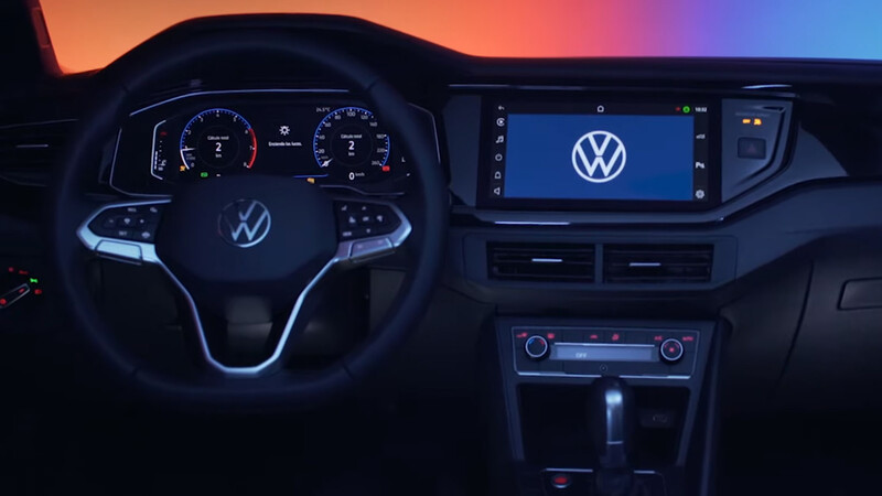 VW Polo y Virtus MY 2022 sumarán el sistema multimedia VW Play
