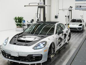 12 datos sobre la producción del Porsche Panamera 2017