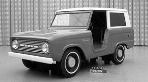 Razones para recordar al diseñador de la primera generación del Ford Bronco