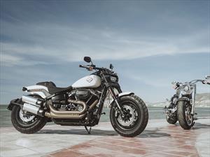 Harley-Davidson apuesta al futuro y renueva su gama Softail