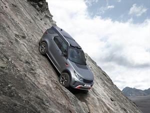 Land Rover Discovery SVX, un SUV destinado al off-road