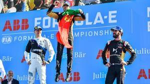 Fórmula E: la tercera es la vencida para Antonio Félix Da Costa
