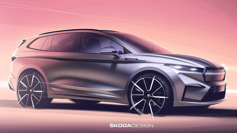Skoda adelanta el diseño de su primer auto eléctrico