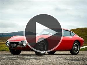 Video: Toyota 2000GT, restaurado y veloz