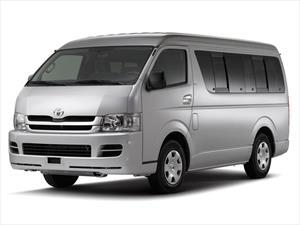 Toyota Hiace 2013 es llamado a revisión