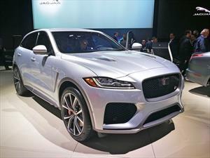 Jaguar F-Pace SVR: otro súper SUV al ruedo