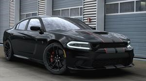 Dodge Charger SRT Hellcat Octane Edition es un muscle car con tuning desde fábrica