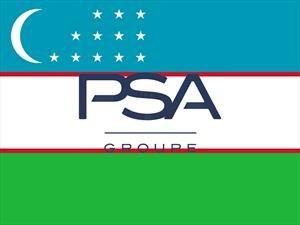 El Grupo PSA a la conquista de Uzbekistán