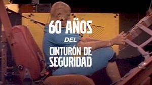 El cinturón de seguridad celebra 60 años de vida