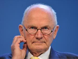 Ferdinand Piëch deja la Presidencia del Consejo de Administración de Volkswagen