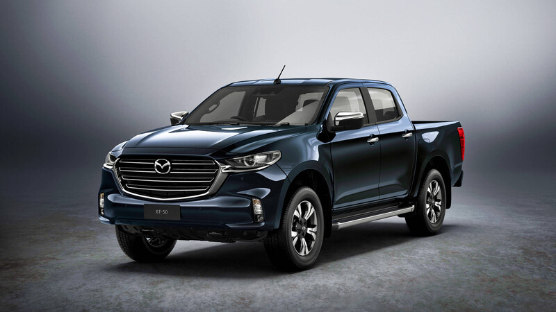 Mazda BT-50 2021, la pickup más atractiva que no veremos en México