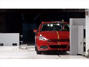 Ford Focus, Honda Civic y Hyundai Elantra obtienen el reconocimiento Top Safety Pick+