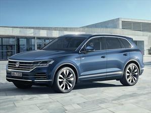 Volkswagen Touareg, llega la tercera generación de la SUV