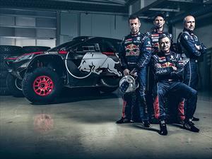 Dakar 2016: Sébastien Loeb correrá con Peugeot