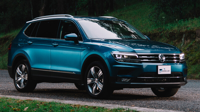 Volkswagen Tiguan 2021, un SUV familiar cargado de tecnología y gran desempeño