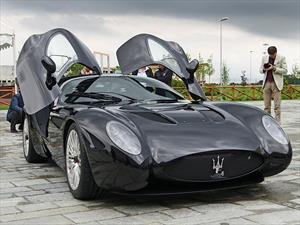 Zagato Mostro, celebra el centenario de Maserati