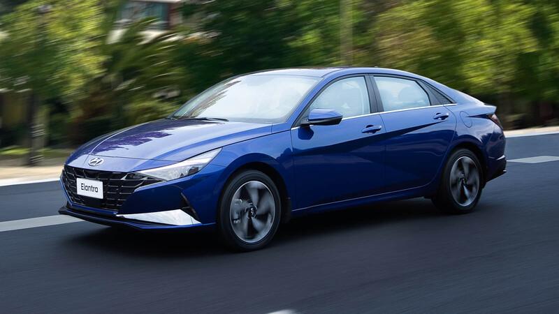 Hyundai Elantra 2021 en Chile, apostando con vanguardia en el segmento de los sedanes