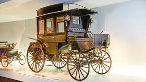 La historia del Benz Landauer, el primer autobús con motor de combustión de la historia
