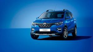 Renault Triber, el siete plazas que llegará a la Argentina