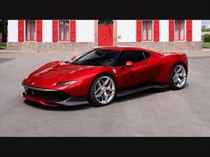 Ferrari SP38, confeccionada a medida