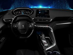 Este es el interior del nuevo Peugeot 3008