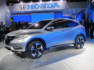 Honda presenta la Urban SUV Concept, la mini CR-V