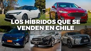 ¿Qué autos híbridos me puedo comprar en Chile?