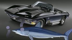 La peculiar historia del Chevrolet Corvette Mako Shark