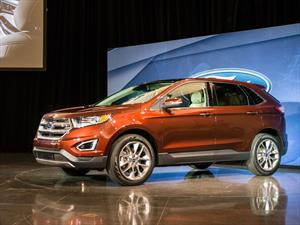 Ford Edge 2015 debuta