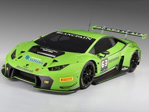 Lamborghini Huracán GT3 listo para las pistas