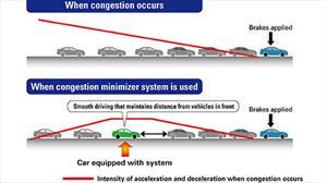 Honda desarrolla tecnología para disminuir tapones de tránsito