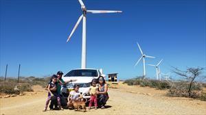 Viajar por Colombia en un auto eléctrico es posible con un poco de ingenio