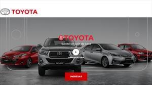 Toyota presenta e-Toyota en Argentina