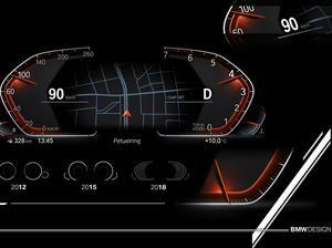 BMW Operation System 7.0 ofrece un nuevo sistema de infotainment y un cuadro de instrumentos digital