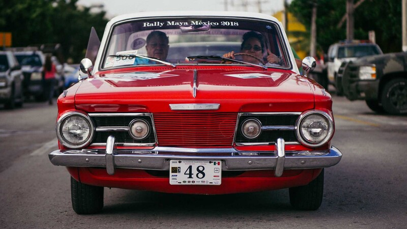Chrysler Valiant Acapulco, el rebelde rocanrolero más deseado en el México de los años sesenta