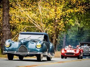 El Tour de Elegancia abre la semana del auto clásico en Monterey