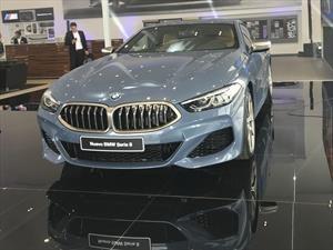 BMW Serie 8 M 850i xDrive llega a Colombia