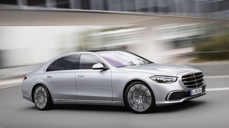 El Mercedes-Benz Mercedes-Benz Clase-S es el World Luxury Car of The Year 2021