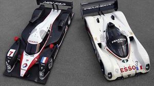 Peugeot Sport oficializa su regreso a Le Mans