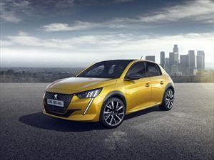 Peugeot 208 2020 debuta