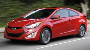 Hyundai Elantra Coupé debuta en el Salón de Chicago